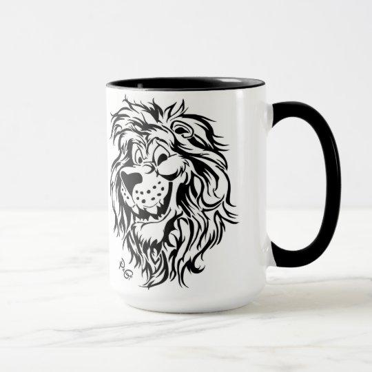 Rimonimus der kleine Löwe Tasse