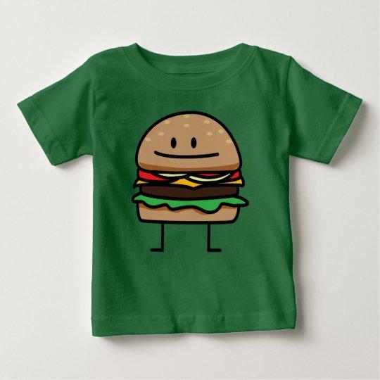 Rindfleischkäsebrötchen Hackfleisch des Baby T-shirt
