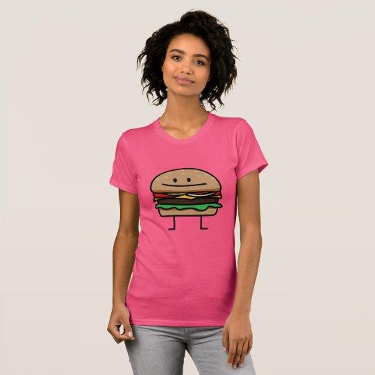 Rindfleischkäsebrötchen Hackfleisch des T-Shirt
