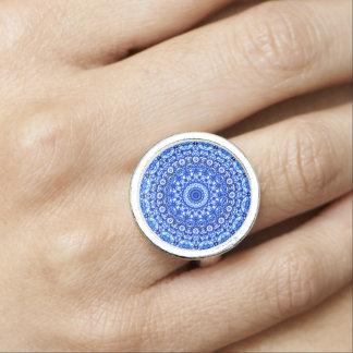 Ring-Mandala Mehndi Art G403 Ringe