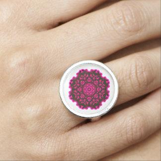 Ring-Mandala n°1 Foto Ring