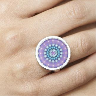Ring-Mandala Ring