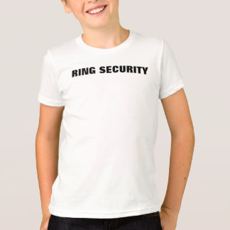 RING-SICHERHEIT T-Shirt
