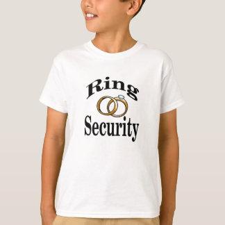 Ring-Sicherheits-Hochzeit scherzt Shirt