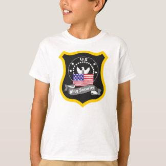 RING-SICHERHEITS-T-SHIRT, RING-TRÄGER T-Shirt