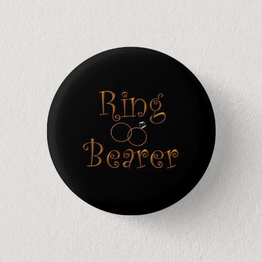Ring-Träger-Knopf Runder Button 3,2 Cm