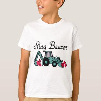 Ring-Träger-Löffelbagger T-Shirt