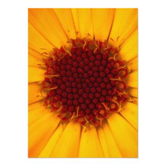 Ringelblume 14 X 19,5 Cm Einladungskarte