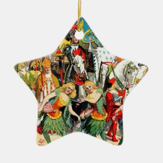 Ringling Bros: Jeanne d'Arc Keramik Ornament
