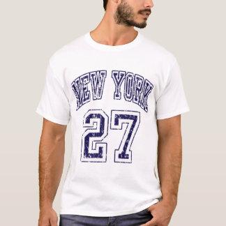 Ringt-shirt New York 27 T-Shirt