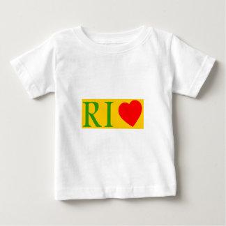 Rio de Janeiro love Baby T-shirt