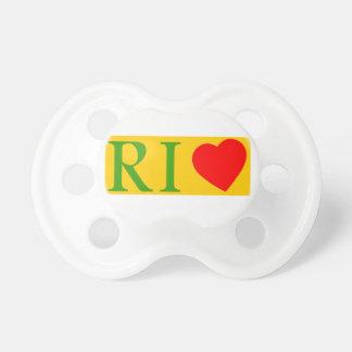 Rio de Janeiro love Schnuller
