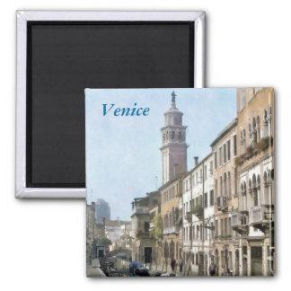 Rio Ognissanti, Venedig Quadratischer Magnet