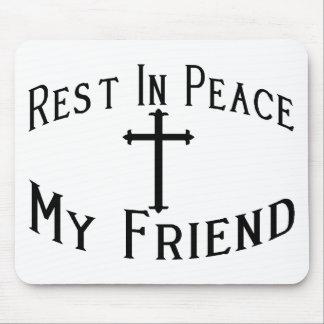 RIP mein Freund Mousepad