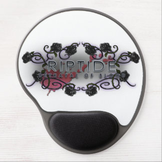 Riptide-Titel-Mausunterlage Gel Mousepad