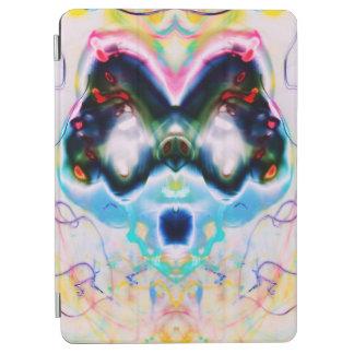 Risse eines Clowns iPad Air und der Abdeckung der iPad Air Hülle
