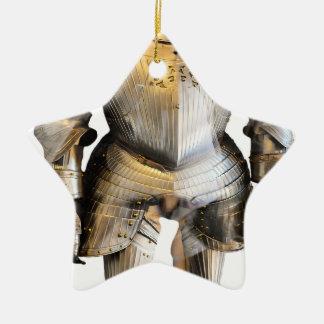 Ritter #2 keramik ornament