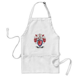 Ritter-Wappen Schürze