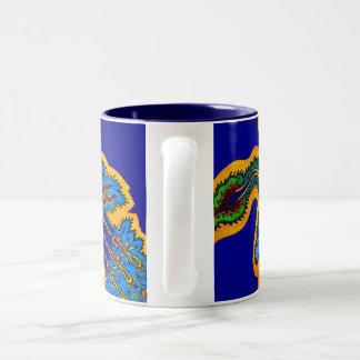 RitualTasse Zweifarbige Tasse