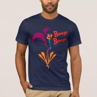 Roadrunner-Seitenprofil T-Shirt