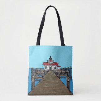 Roanoke-Sumpf-Leuchtturm Tasche