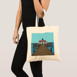 Roanoke-Sumpf-Leuchtturm-Tasche Tragetasche