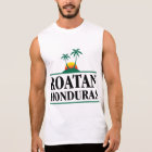Roatan Honduras Ärmelloses Shirt