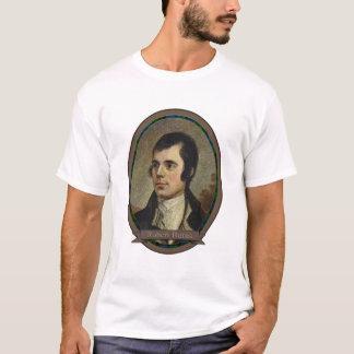 Robert Burns, Porträt von Schottlands nationalem T-Shirt
