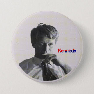 Robert F. Kennedy Runder Button 7,6 Cm