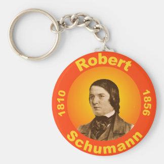 Robert Schumann Schlüsselanhänger