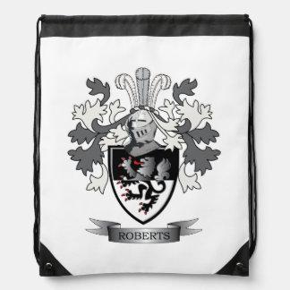 Roberts-Familienwappen-Wappen Sportbeutel