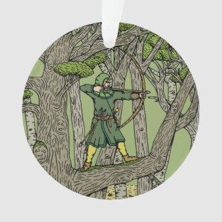 Robin Hood Ornament