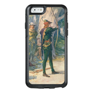 Robin Hood OtterBox iPhone 6/6s Hülle