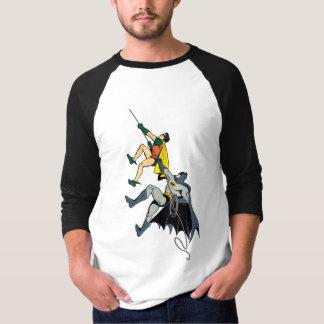 Robin und Batman-Aufstieg T-Shirt