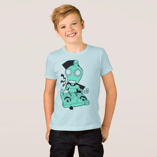 Roboter DJ T-Shirt