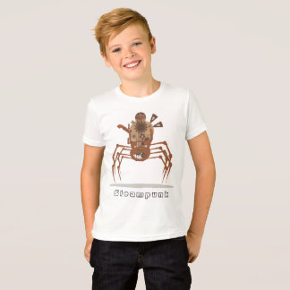 Roboter steampunk T-Shirt
