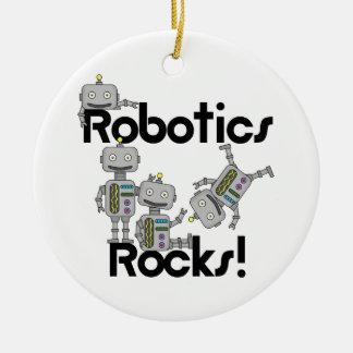 Robotik-Felsen Keramik Ornament