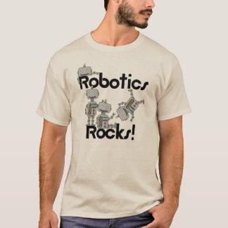 Robotik-Felsen T-Shirt