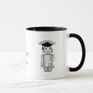 Robox9 - Abschluss-Roboter Tasse