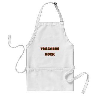 Roche 1 de professeur tablier