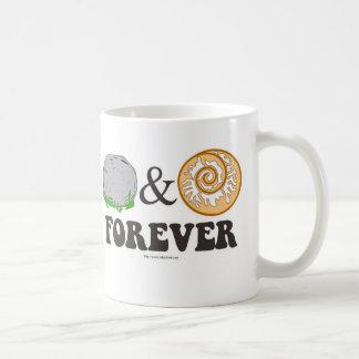 Rock-and-Roll für immer! Kaffeetasse