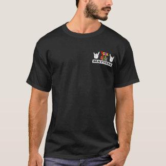 Rock-and-Roll ist der T - Shirt der Männer von
