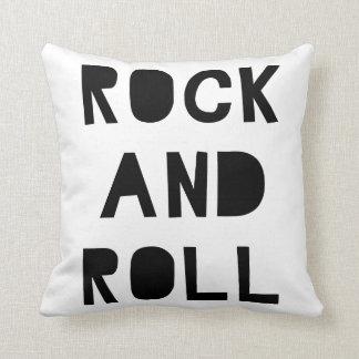 Rock-and-Roll Zierkissen