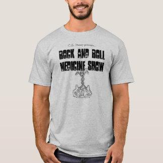 Rock-and-Rollmedizin-Showt-stück T-Shirt