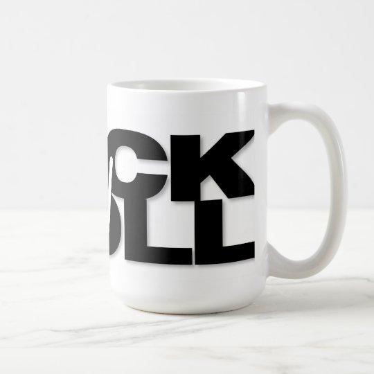 Rock&Roll 2 Kaffeetasse