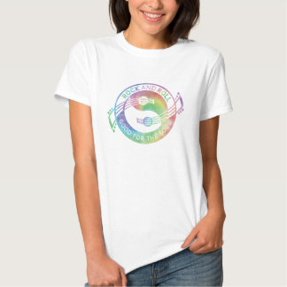 Rock u. RollenYin Yang Gitarren T-shirts