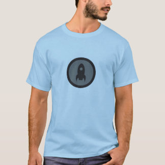 Rocket-Kreis-T - Shirt