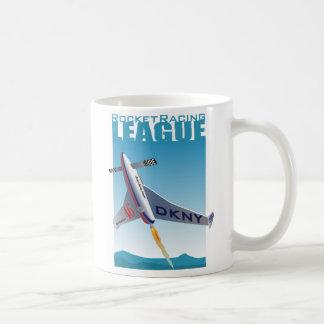 Rocket-Laufen Kaffeetasse