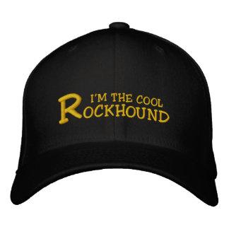 "Rockhound ""je suis casquette brodé du Rockhound de Casquette De Baseball Brodée"
