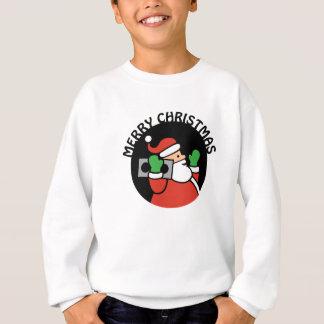 Rockin Sankt scherzt Sweatshirt